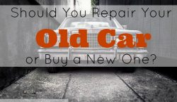 fix old cars, Repair Your Old Car or Buy New