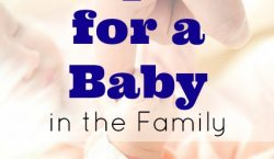 preparing for a baby, cheap stuff for baby, frugal living for a baby