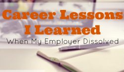 career advice, job advice, career lesson, job lesson, lessons at work