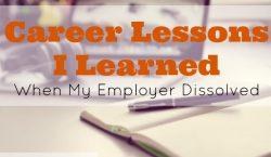career advice, job advice, career lesson, job lesson, lessons at work