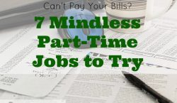 side hustle, part-time job, pay your bills, extra income