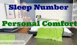 Sleep Number vs. Personal Comfort