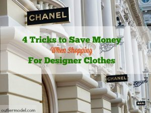 designer clothes, save money when shopping, save money shopping, frugal shopping