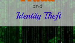 fraud prevention, identity theft, avoiding scams