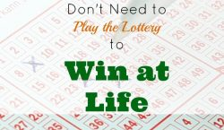 lottery tips, winning in life, life advice