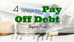 pay off debt fast, paying off debt, debt freedom