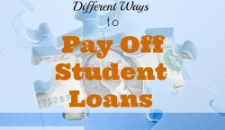 pay off student loans, paying off debt, student loan tips