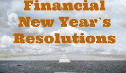 financial resolution, financial goals, financial advice