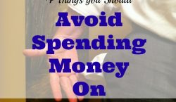 money tips, money advice, avoid spending money tips