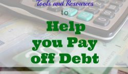 help manage debt, tools to help pay off debt, paying off debt tips