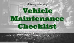 vehicle maintenance tips, vehicle maintenance, saving money on vehicle maintenance