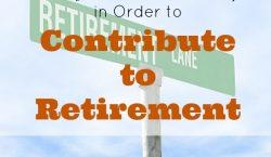millenials and retirement, millenial tips, retirement contribution