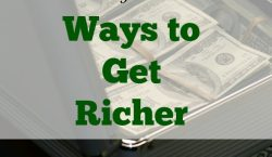 get rich tips, ways to get rich, financial advice