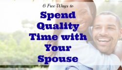 spending time with your spouse, cheap date ideas, quality time with your spouse tips