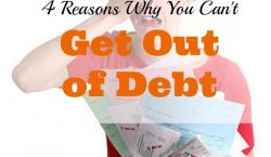 get out of debt tips, debt freedom advice, paying off debt