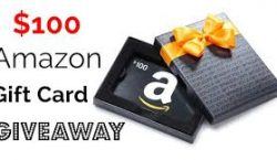 There are pretty decent odds you can win an Amazon gift card worth up to $100.
