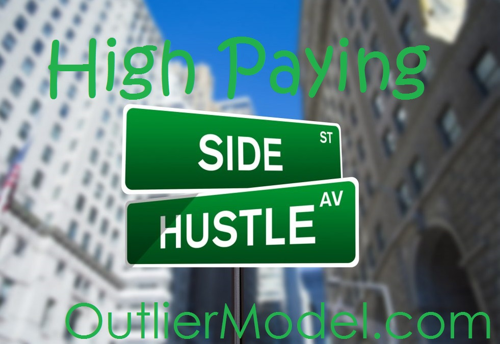 High paying side hustles you'll want to start now.