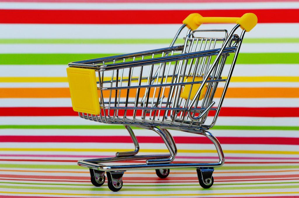 Shopping Cart Trick