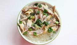 easy chicken noodle recipe