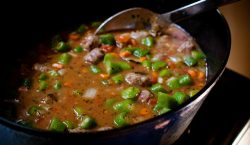 chicken and sausage gumbo recipe, gumbo recipe, gumbo