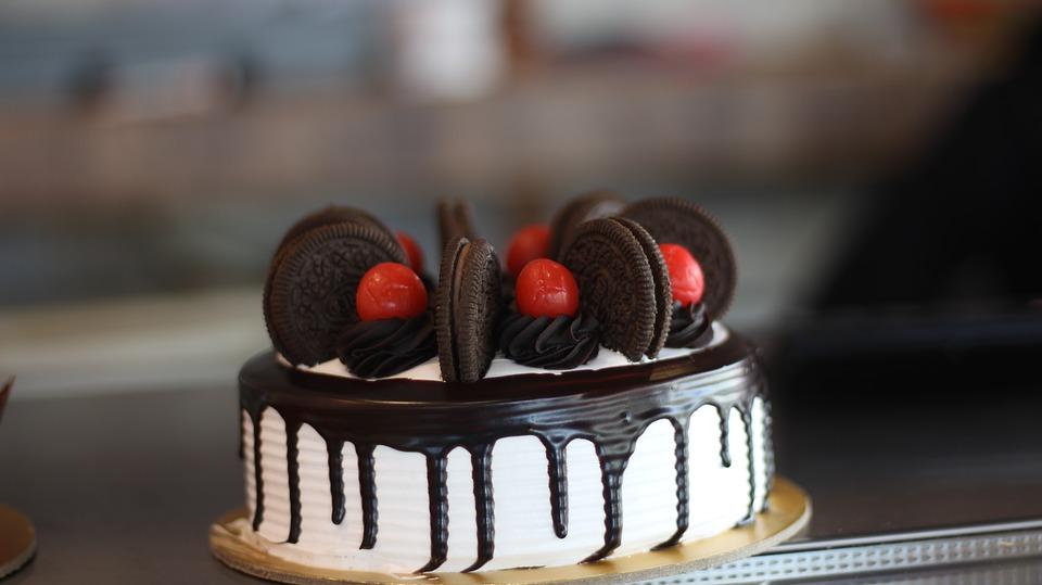 Double Chocolate Drip Cake