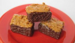 peanut butter fudge brownies recipe