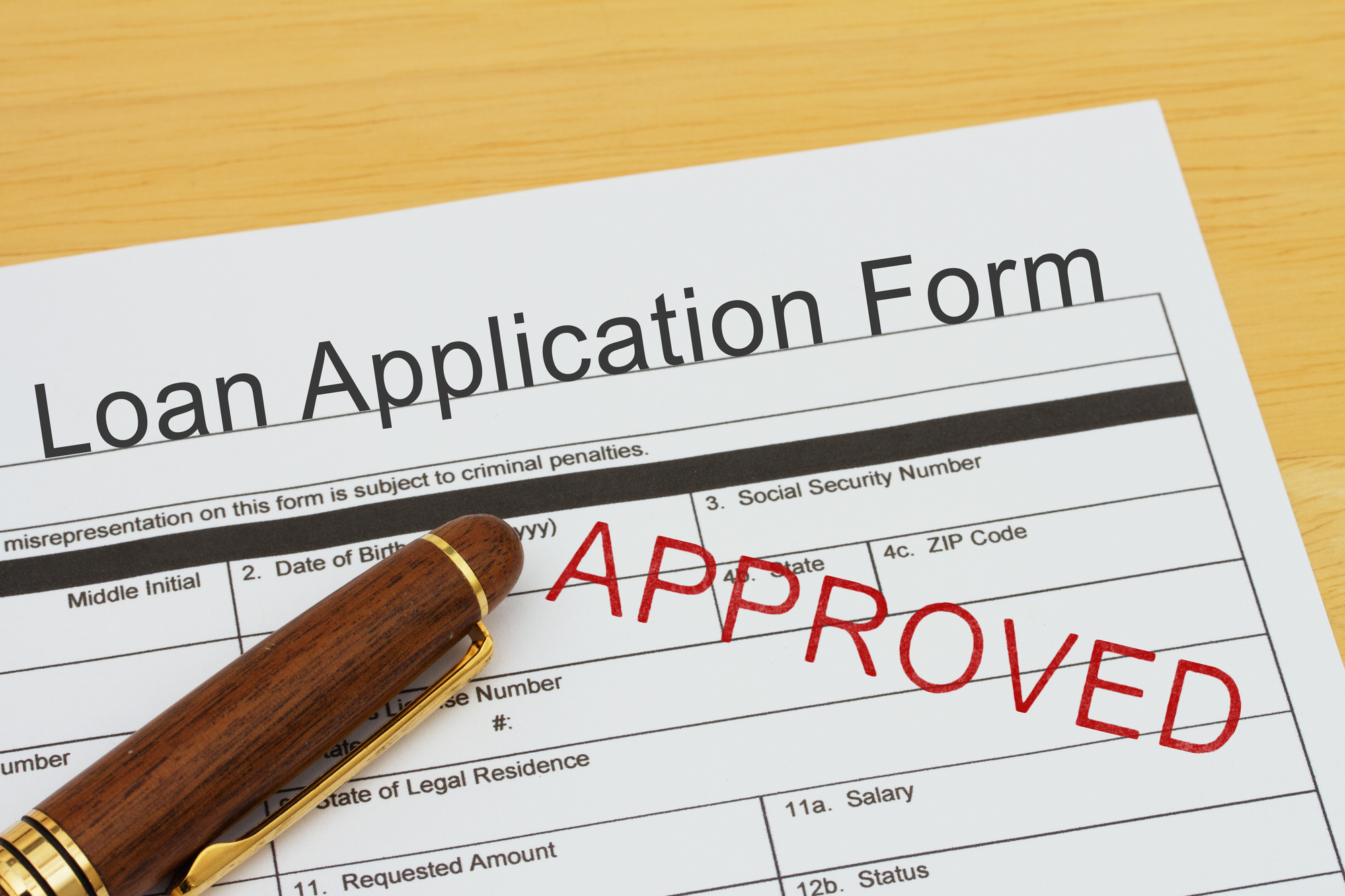 how do you apply for a loan