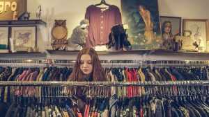 vintage clothing business